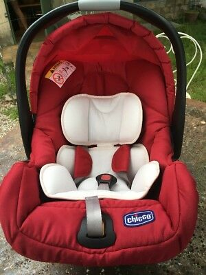 Chicco Siège Auto Key Fit Red 0m+ Maxi Cosi