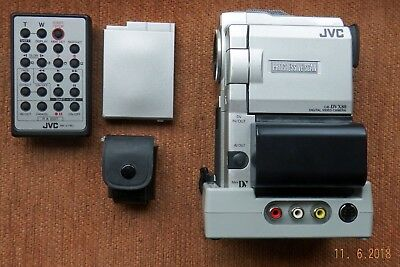 Jvc Gr-Dvx80 Digital Video Camera Progressive Scan