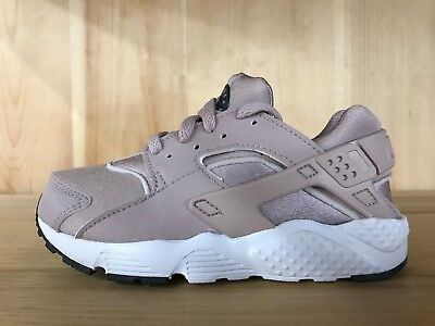 4412a9ca13099 Nike Huarache Run Particle Rose White Kids Preschool Ps Sz 11C - 3Y 704951- 603