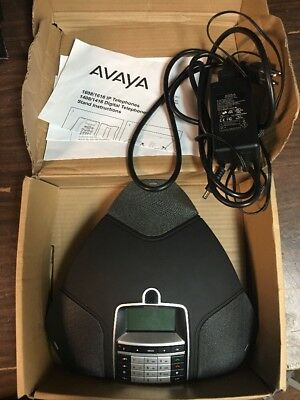 Avaya B179 SIP VoIP IP Business Conference Phone Station b-y