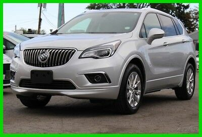 Buick Envision  2017 Buick Envision Salvage Wrecked Repairable! Priced To Sell! Wont Last!