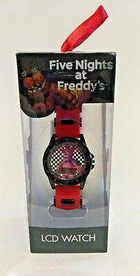 Five Nights at Freddy's LCD Kid's Watch Icon FNAF