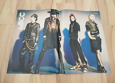 Mucc & One Direction  Poster