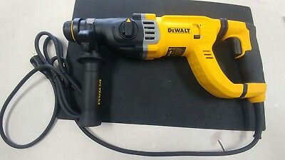 Dewalt D25263 8.5 Amp 1-1/8 in. SDS Corded D-Handle Hammer Drill Kit L355953A