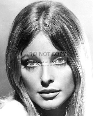 Actress Sharon Tate - 8X10 Publicity Photo (Bt199)