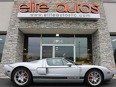 Ford Gt  Ford Gt With Only  Miles All Options Perfect As New