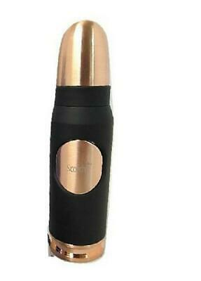 Scorch Torch Lighter Jet flame Black Gold windproof refillable Bullet  Missile
