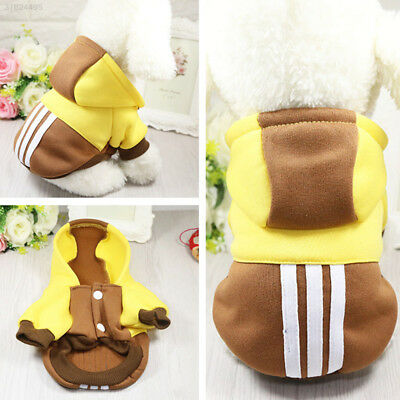 Puppy Clothes Dog Hoodie LH Coat Autumn Winter Gift Stylish Comfortable Warm