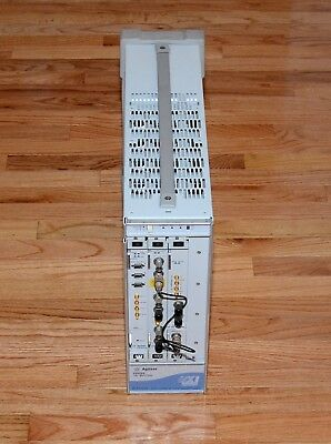 Agilent E8408A 4-Slot VXI Mainframe w/ E8491B 89606A E1438A Modules