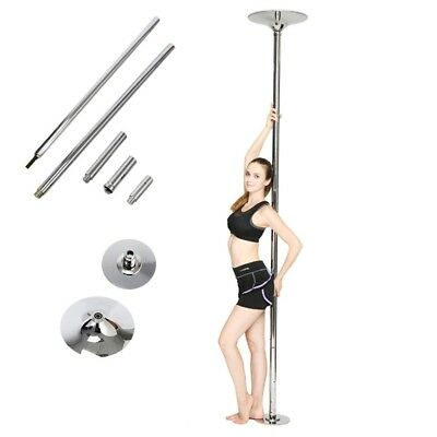 FEMOR 45mm Pole Dance tanzstange tabledance Strip stang roestvrij staal static