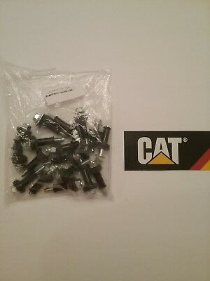 Caterpillar Fastener 243-1159 set of 18