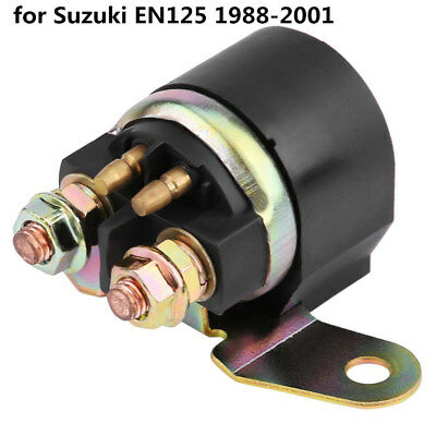 Starter Solenoid Relay Replacement for Motorcycle Suzuki EN125 1988-2001 LJ4