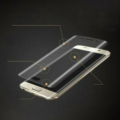 2x HD Clear Full Coverage Screen Protector Film For Samsung Galaxy S8 S9 Plus