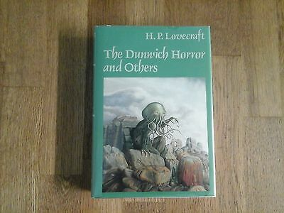The Dunwich Horror And Others H.p.lovecraft  Arkham House Hb