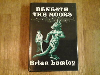 Beneath The Moors  Brian Lumley 1St Hb Arkham House