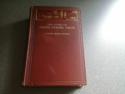 The Story Of British Sporting Prints  Captain Frank Siltzer  1925