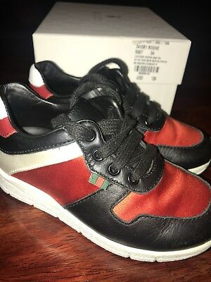 Gucci Boys Sneakers 24