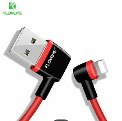 Genuine Braided Lightning Data Cable Charger for iPhone X 6 6s 5 5S 7 8 Plus