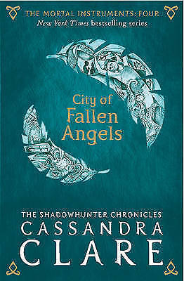 The Mortal Instruments 4: City of Fallen Angels by Cassandra Clare-H024
