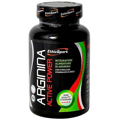 ETHIC SPORT ARGININA active power 90 cpr Con Citrullina