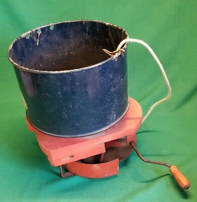 Cyclone Broadcast Seed Spreader - Vintage - Made in USA