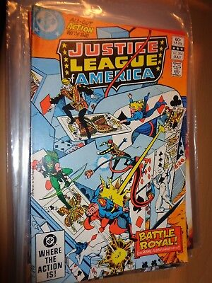 Justice League of America 204 July 1982