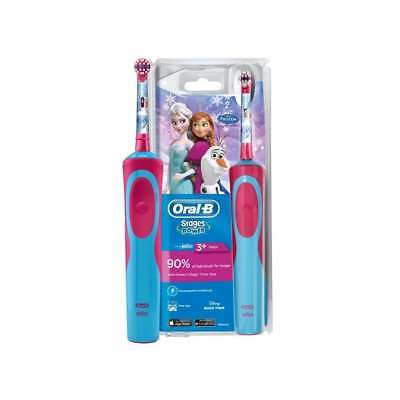 Oral-B Vitality Stages Power Disney Frozen Kid's Electric Toothbrush 3+ years