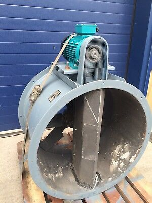 spray booth extractor fan