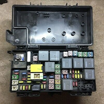 2009 2010 Dodge Journey Tipm Fuse Control Box Assembly 56049720At Oem!