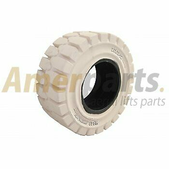 Forklift Tyres 23x10-12/8.00 WRST Solid Tyre universal for Non-stop usage!