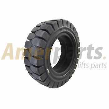 Forklift Tyres 28x9-15/7.00 WRST Solid Tyre universal Standard  Non-stop usage!