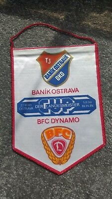 Bfc Dynamo Europacup Wimpel