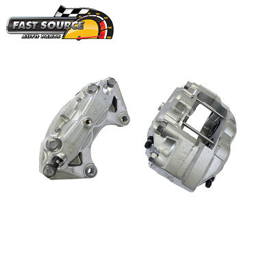 Front OE Brake Calipers Pair Fits Infiniti FX50 G37 G37X Q50 Nssan 350Z 370Z