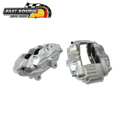 Front OE Brake Calipers Pair Chrysler 300 Charger Challenger Jeep Grand Cherokee