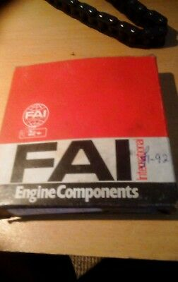 fiat 124 46 Link Febi Engine Camshaft Timing Chain OE Quality Replacement Part