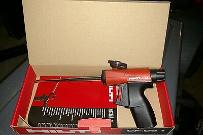 Hilti CF-DS 1 Foam Dispenser Gun (brand new) best price on eBay.