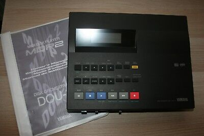 Yamaha Disk Orchestra Unit DOU-10 | Midi Disk Player MDP2