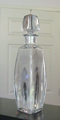 "Baccarat Vosges 11 3/4"" Whiskey Decanter"