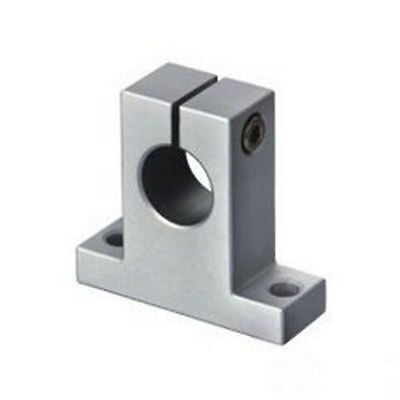4pcs ID12mm SK12 linear rail shaft Mounting Blocks support XYZ table CNC Router
