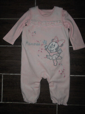 "Disney at George ganz zauberhaftes 2tlg Outfit "" Baby Minnie Mouse"" Gr: 3-6 Mon"