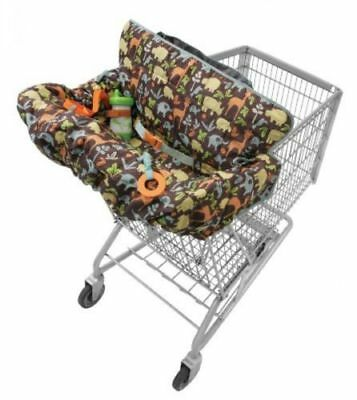 Infantino Compact 2 in 1 Shopping Cart Cover, FREE SHIPPING