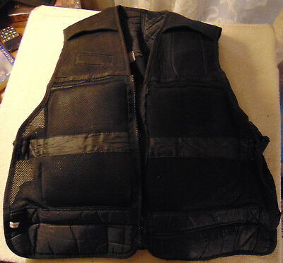 REACTOR 20 Pound Adjustable Conditioning Weight Weighted Vest