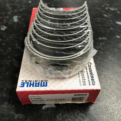 MAHLE Sierra Escort Cosworth YB STD Crank Competition Engine Bearings MAINS ONLY
