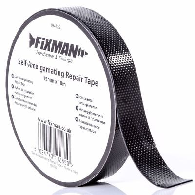 Self Amalgamating Tape, Repair Hose Wire,Waterproof Sealing,Insulation,19mm,25mm
