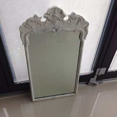 Mirror - 'antique' -     're - Painted   / Updated'
