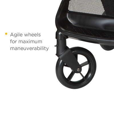 Safety 1st Smooth Ride Travel System with QuickClick� Technology