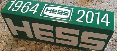 2014 HESS COLLECTORS EDITION TRUCK - Ultra Rare, un-opened, MOC!