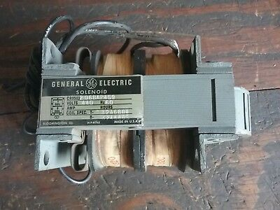 "General Electric CR9503206BAP459, 440V, Pull Type, 1 3/4"" Stroke AC Solenoid"
