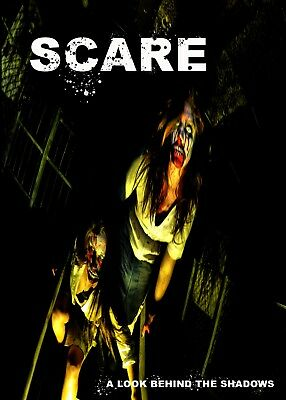 SCARE a look behind the shadows, an actor-based haunted attraction documentary