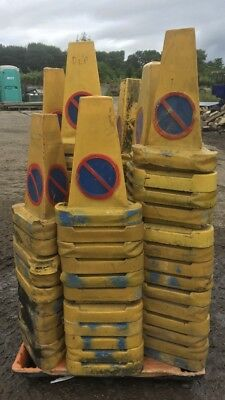 Triangle No Parking Cones Road Traffic Management - £2.50 Each Staffordshire